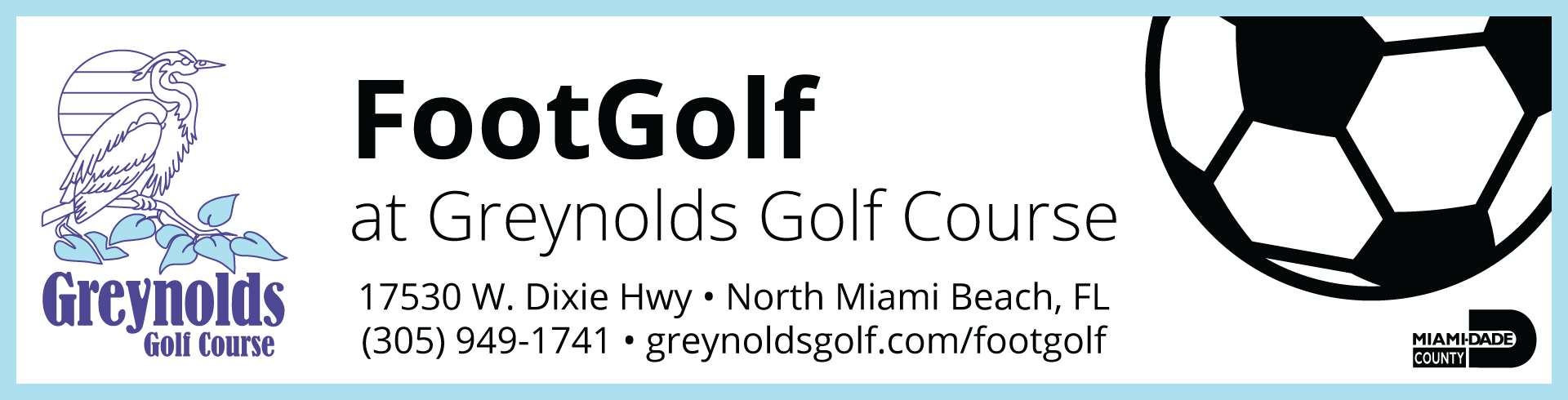 FootGolf at Greynolds Golf Course